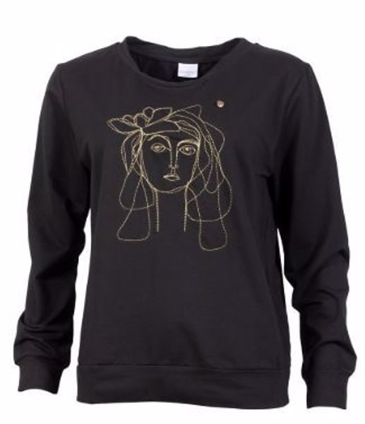Infront Sweatshirt Alexa