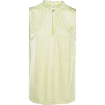 Summum Top Sleeveless Mercenized