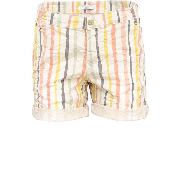 Summum Shorts Crispy Twill Stretch Stripe