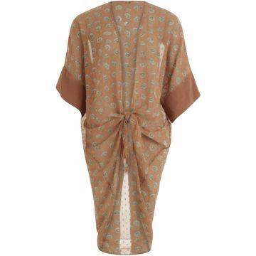 Coster Copenhagen Kimono In Daisy print