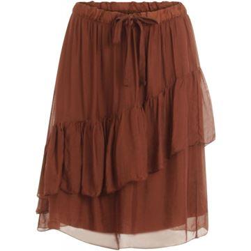 Coster Copenhagen Skirt W Elastic And Wide Drawstr
