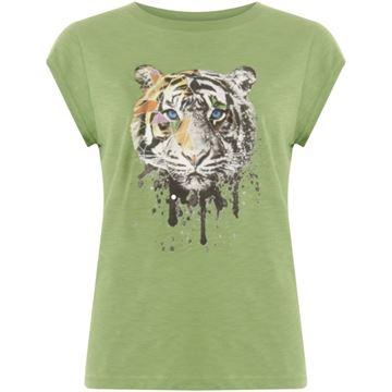 Coster Copenhagen T.shirt W. Tiger Print