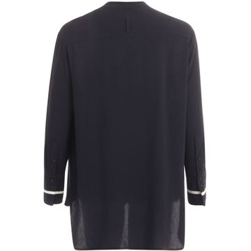 Coster Copenhagen Bluse W. Piping At Cuff