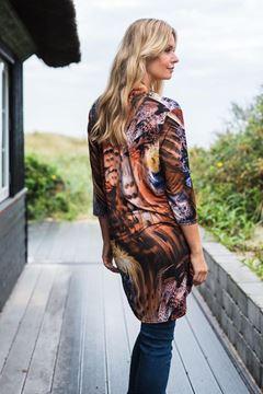 Infront Tunika Kjole Dia Multicolour