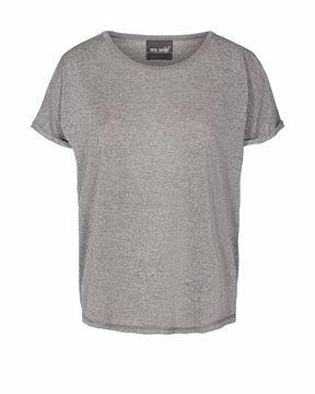 Mos Mosh T-shirt Kay Grey Melange