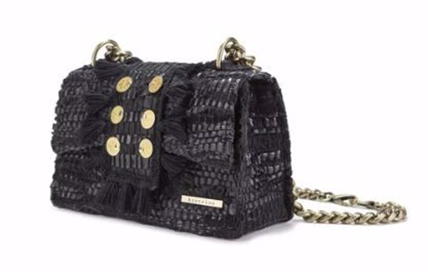 Kooreloo Taske New Yorker Soho Leather Black