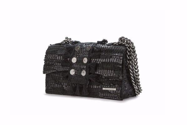 Kooreloo Taske New Yorker Leather Black