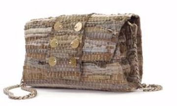 Kooreloo Clutch Medium 3D Beige