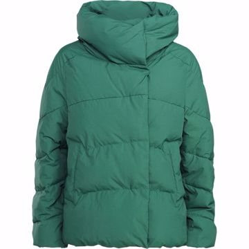 Summum Jakke Puffer Forest Green