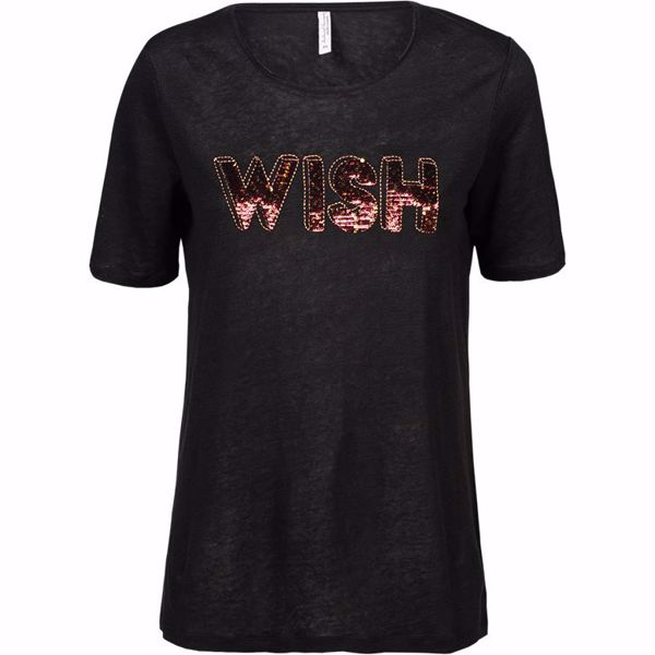 Summum T-shirt Wish Black