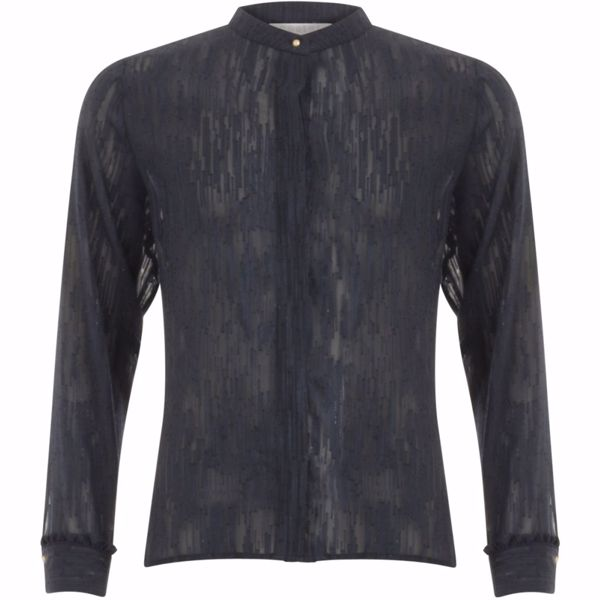 Coster Copenhagen Bluse W. Frill Detail At Cuff