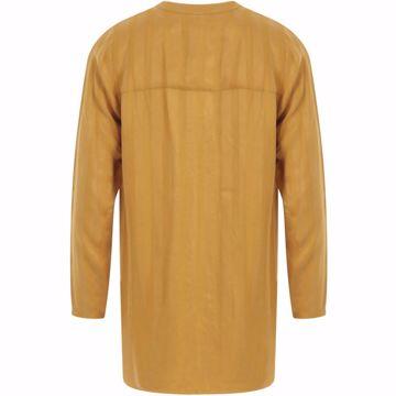 Coster Copenhagen Bluse W. 3/4 Sleeves Camel