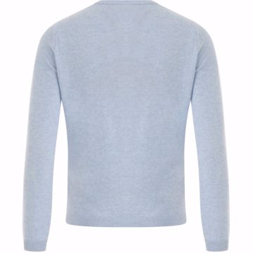 Coster Copenhagen Cardigan Cashmere Powder Blue