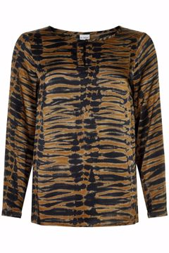 Infront Bluse Tulla Caramel