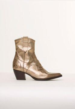 Bukela Shoes Støvle Sanna Guld