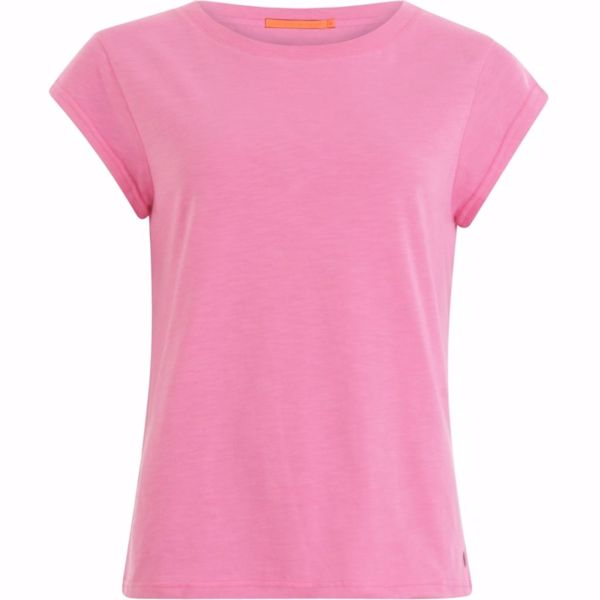 Coster Copenhagen Basis Tee Clear Pink