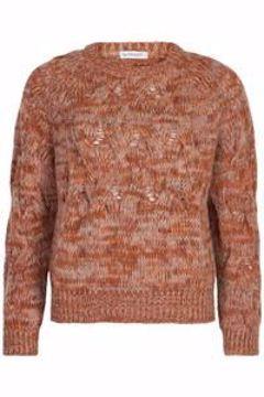 Infront Strik Lina Knit Sweater Sahara