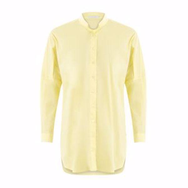 Coster Copenhagen Skjorte Sorbet Yellow