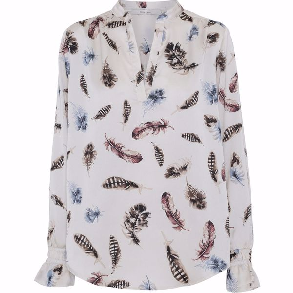 Costa Mani Bluse Rebecca Feather