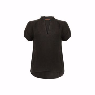 Coster Copenhagen Bluse W. Frill Detail At Neck