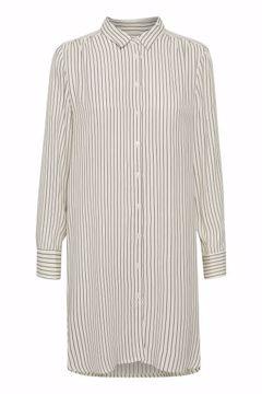 Part Two Skjorte Bebiane TU YD Stripe Off White