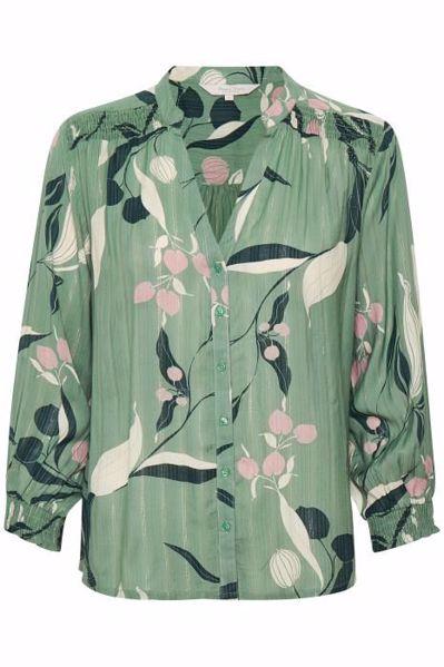 Parat Two Bluse Belis SH Japanese Print