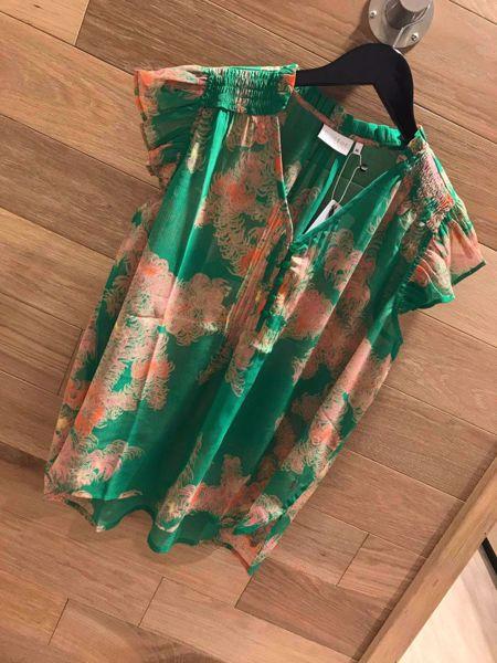 Coster Copenhagen Feather Bloom Green