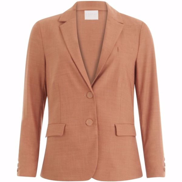 Coster Copenhagen Suit Jacket W. Button Details