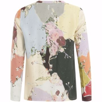 Coster Copenhagen Bluse Long Sleeve And Round Neck