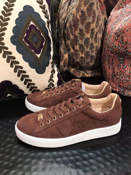 Philip Hog Sneakers Serena Cinnamon
