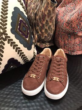 Philip Hog Sneakers Serena Cinnamon