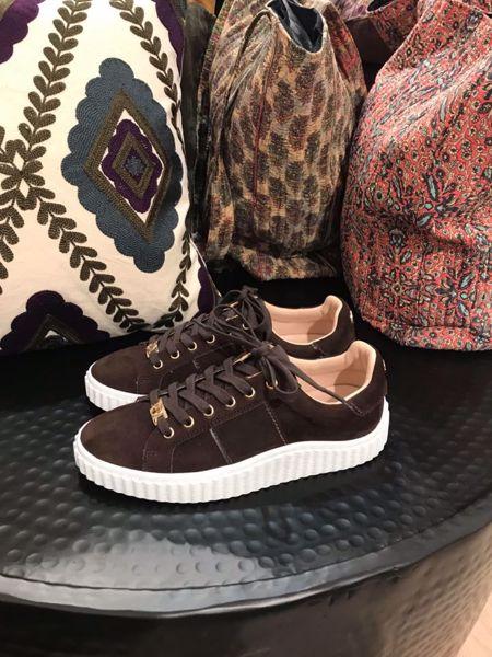 Philip hog Sneakers Mila Dark Brown