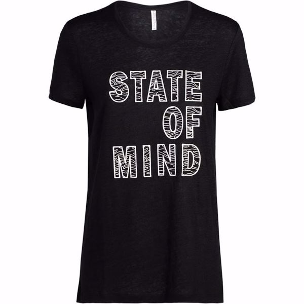 Summum T-shirt State Of Mind Black