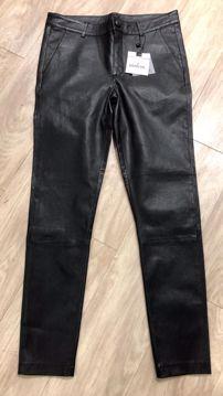 Depeche Skind Bukser Stetch 7/8 Lenght Black
