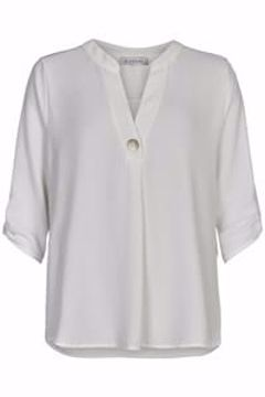 Infront Bluse Donna Off White