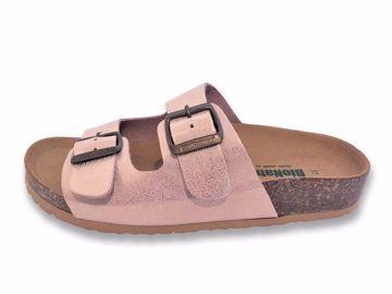 Bionatura Sandal Thesis Donna Gliter Cipria