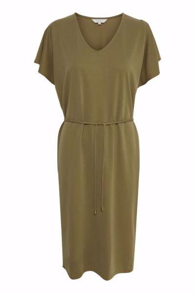 Part two lanara dress antique bronze
