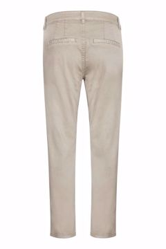 Culture Bukser Cualba Cropped Feather Grey