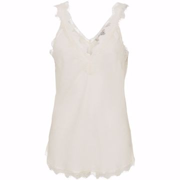 Costa Mani Top Moneypenny Off White