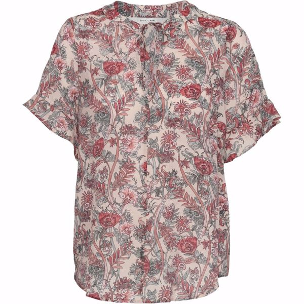Costa Mani Bluse Hubi Dusty Flower
