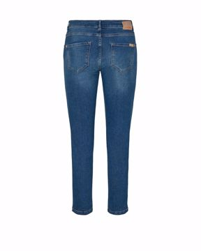 Mos Mosh Jeans Berlin Shore Zip Blue
