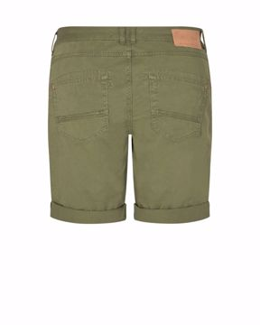 Mos Mosh Shorts Naomi Decor G.D Oil Green