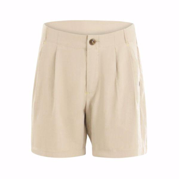 Coster Copenhagen Shorts W. Horn Buttons & Pockets