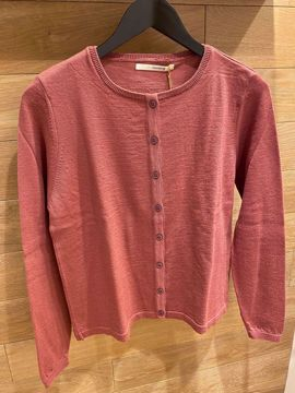 Sibinlinnebjerg Cardigan Honey Dusty Rose