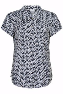 Infront Bluse Chelsey Blue