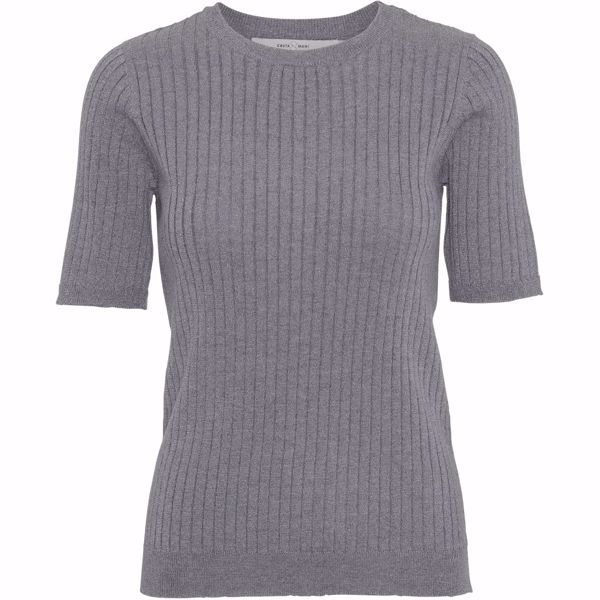 Costa Mani Bluse Loa Grey