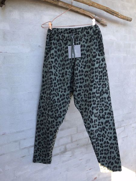 Cabana Living Baggy Pant Leo Green