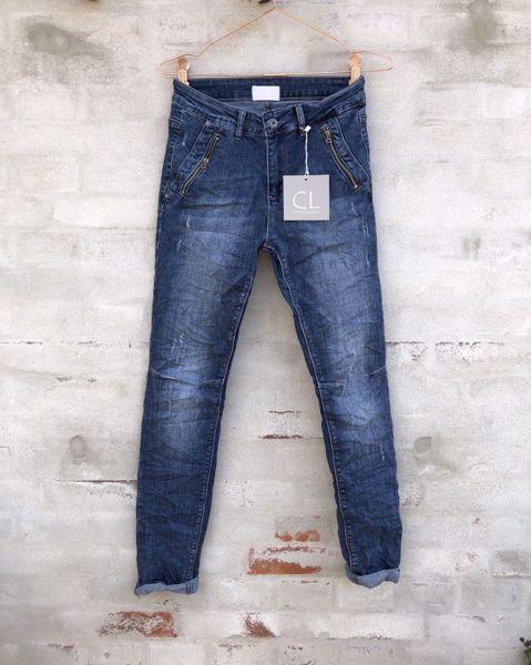 Cabana Living Jeans Thea Dark Denim