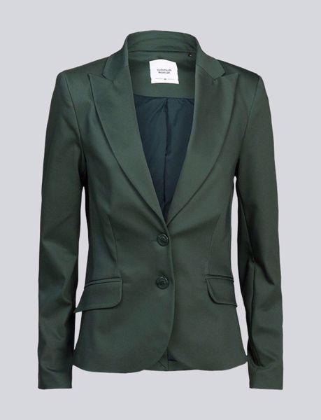 Summum Blazer Classic Deep Green