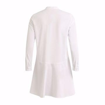 Coster Copenhagen Tunic W. Bais Cut White